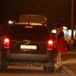 Проститутка, ночная жизнь, путана
