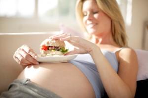 Диета для будущих мам